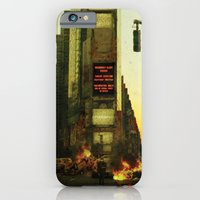 Deep Infection iPhone 6 Slim Case
