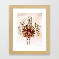 What is Love? Framed Art Print