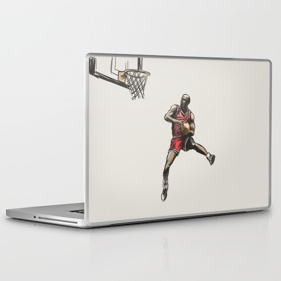 MJ50 Laptop & iPad Skin
