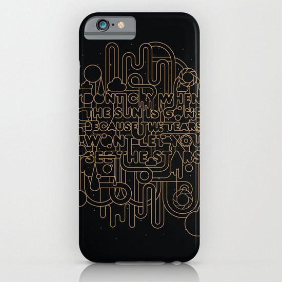 See the Stars iPhone & iPod Case