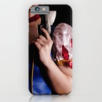 iPhone & iPod Case featuring Snow White - Packin' #1 by SIMpixels