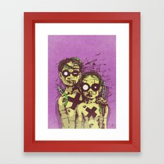 Happiness II Framed Art Print