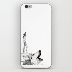 Wolf Like Me iPhone & iPod Skin