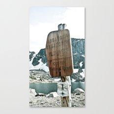 Absaroka Beartooth Wilderness Canvas Print