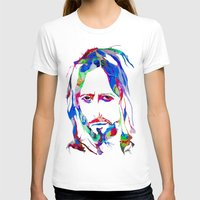 jesus T-shirts featuring Jesus by DApple