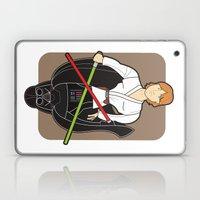 Darth Vader And Luke Laptop & iPad Skin
