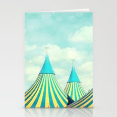circus tent 2 Stationery Cards