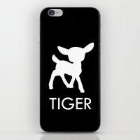 Bambi Tiger iPhone & iPod Skin
