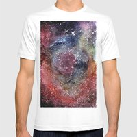 Caldwell 49 Mens Fitted Tee White SMALL