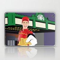 Tampa Theater Movie Usher Laptop & iPad Skin
