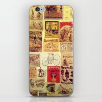 Bicycles - For Iphone iPhone & iPod Skin