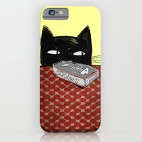 iPhone & iPod Case featuring  Kitty by Mary Kilbreath