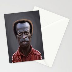 Celebrity Sunday ~ Miles Dewey Davis Stationery Cards