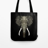 Polygon Heroes - The Des… Tote Bag