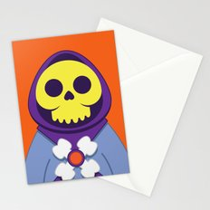 Cute Villains Set 1 Stationery Cards