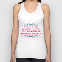 EQUALITY Unisex Tank Top
