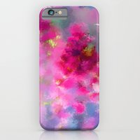 iPhone & iPod Case featuring Spring floral paint 1 by Dnzsea