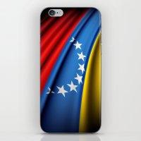 Flag Of Venezuela iPhone & iPod Skin