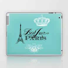 Bonjour Paris Laptop & iPad Skin