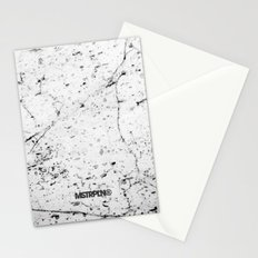 Speckle Marble Print Stationery Cards