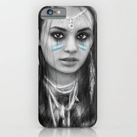 iPhone & iPod Case featuring The Traveler by Justin Gedak