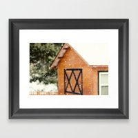 Quiescent Framed Art Print