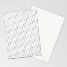 Dotted 185U Stationery Cards