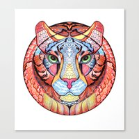 Luminary Canvas Print