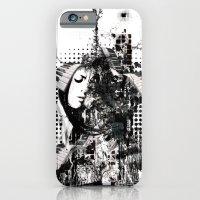 black&white iPhone 6 Slim Case