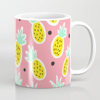 Pineapple Party Mug
