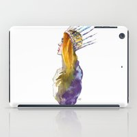 Fashion - Ice Queen iPad Case