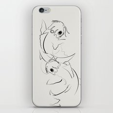 Koi II iPhone & iPod Skin