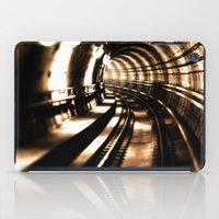 Tunnel  iPad Case