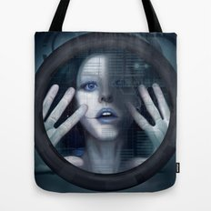 Untitled_oblò Tote Bag