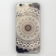 Autumn Boho Mandala iPhone & iPod Skin