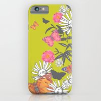 Flutterbies iPhone 6 Slim Case