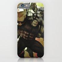 Hulk V.s. Juggernaut iPhone 6 Slim Case