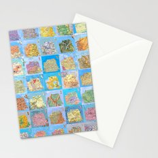 SF 49 Stationery Cards