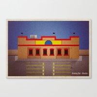 Breaking Bad - Mandala Canvas Print