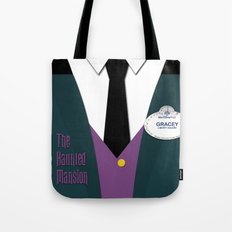 The Haunted Mansion Uniform Tote Bag