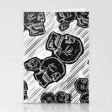 Smile Skulls Stationery Cards