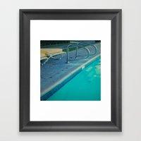 8 Feet Framed Art Print