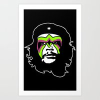 Ultimate Che Art Print