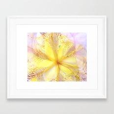 Inner light Framed Art Print