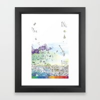 you're COLOR - Page 8 Framed Art Print