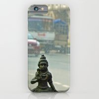 Gods are where you find them iPhone 6 Slim Case