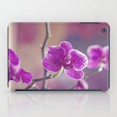Pretty pink pieces iPad Case