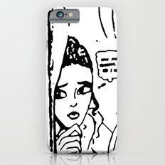 Girl II iPhone 6 Slim Case