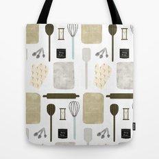 Lets Bake Tote Bag