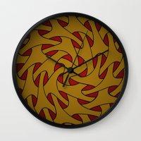 Annular Mesh Wall Clock
